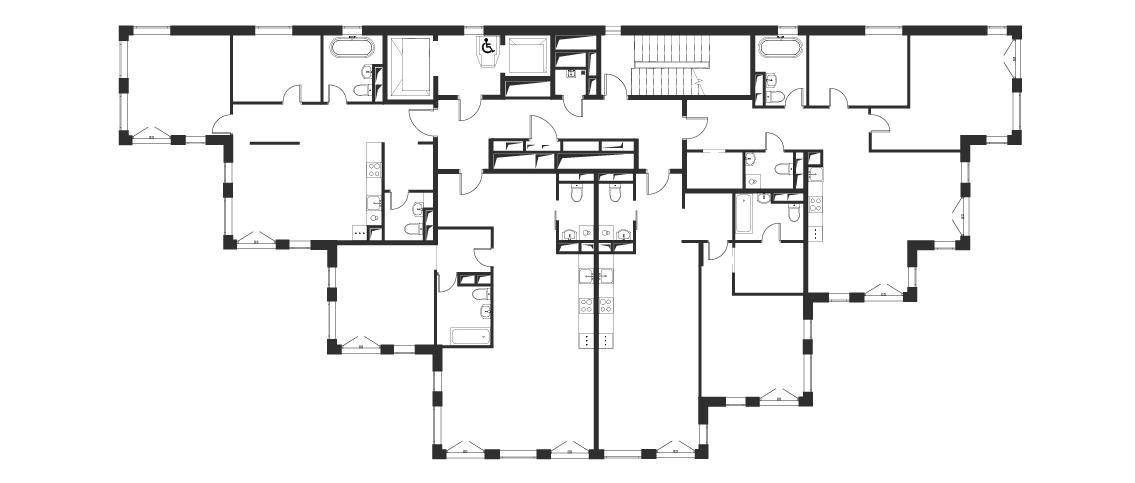 6 этаж