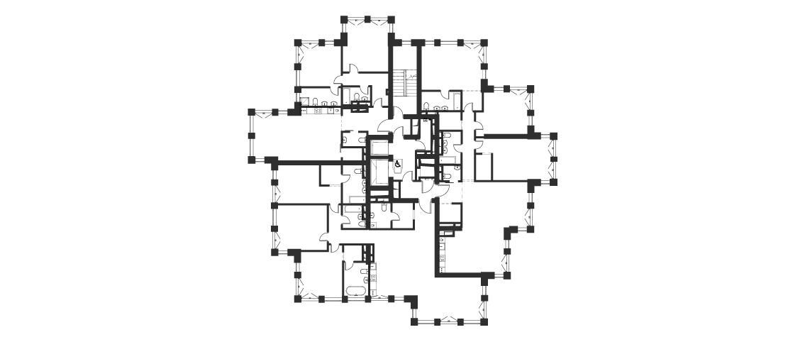 11 этаж
