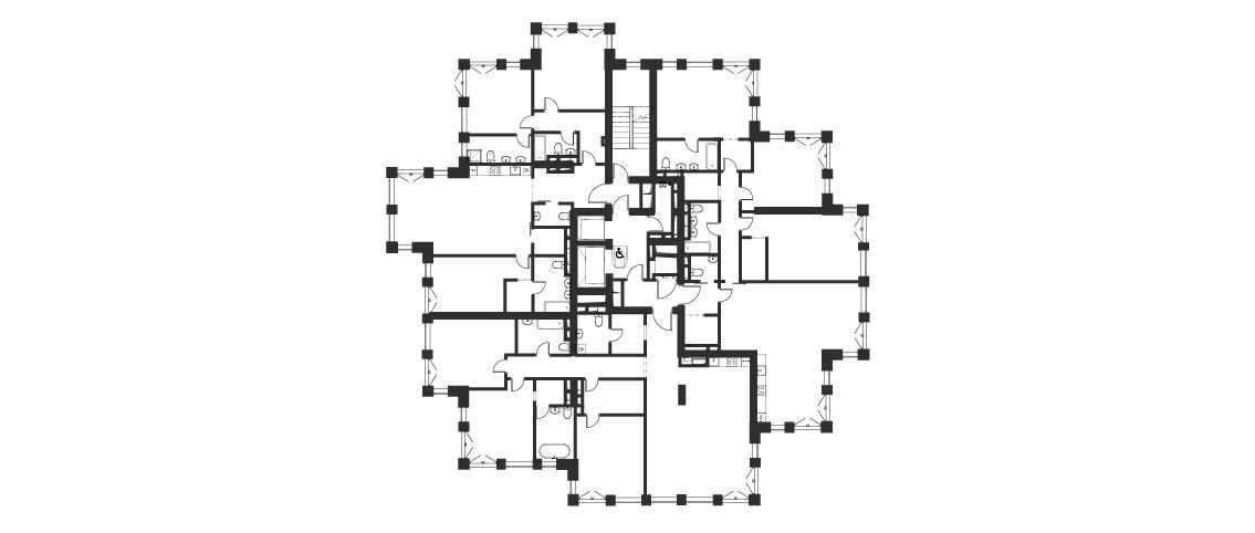 14 этаж