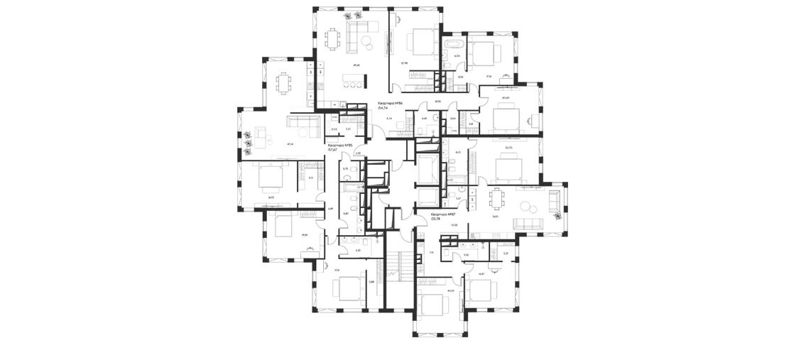 15 этаж