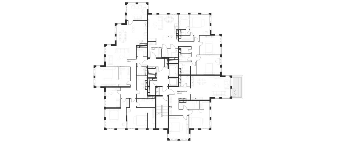 9 этаж