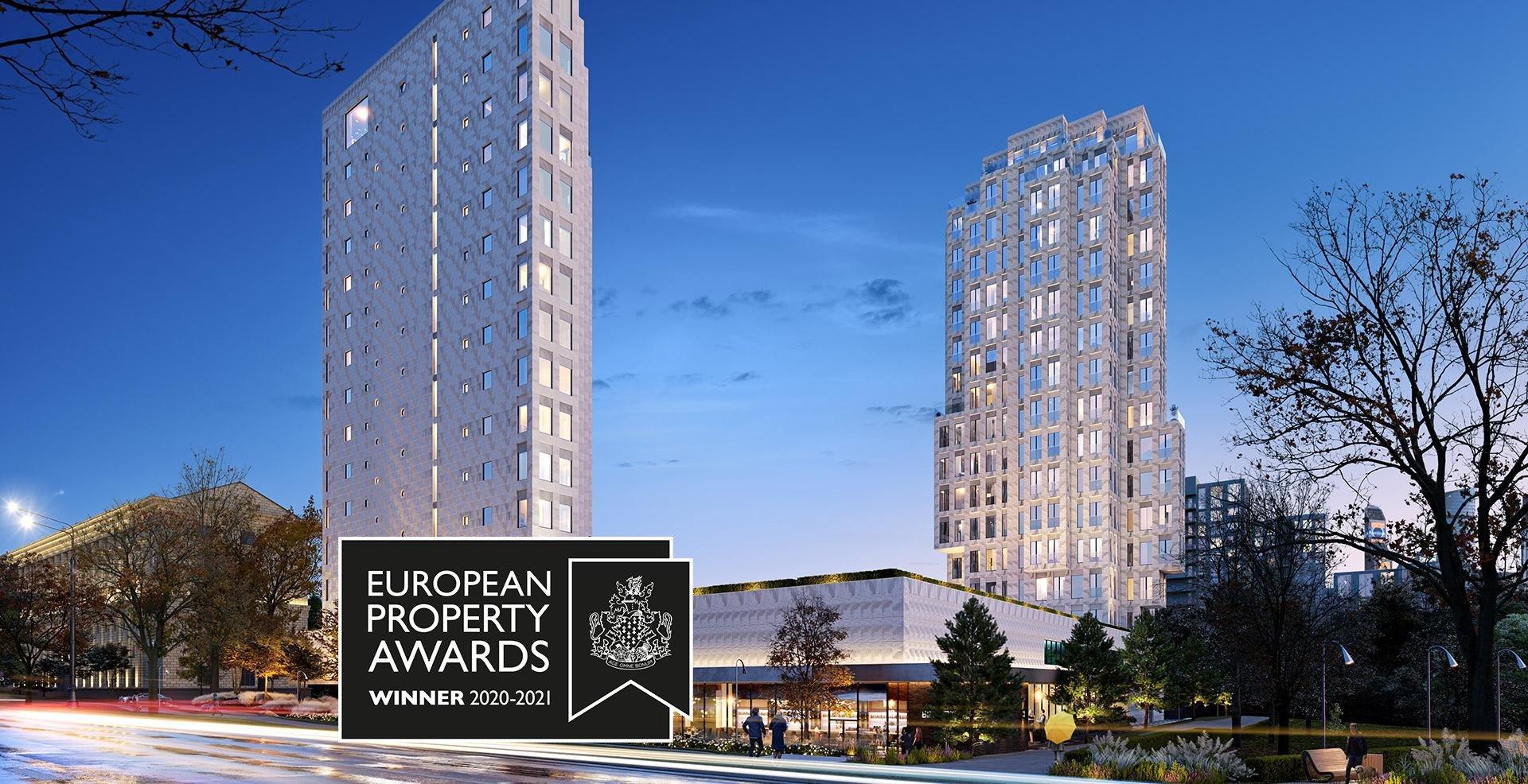 Дом ELEVEN стал победителем конкурса European Property Awards