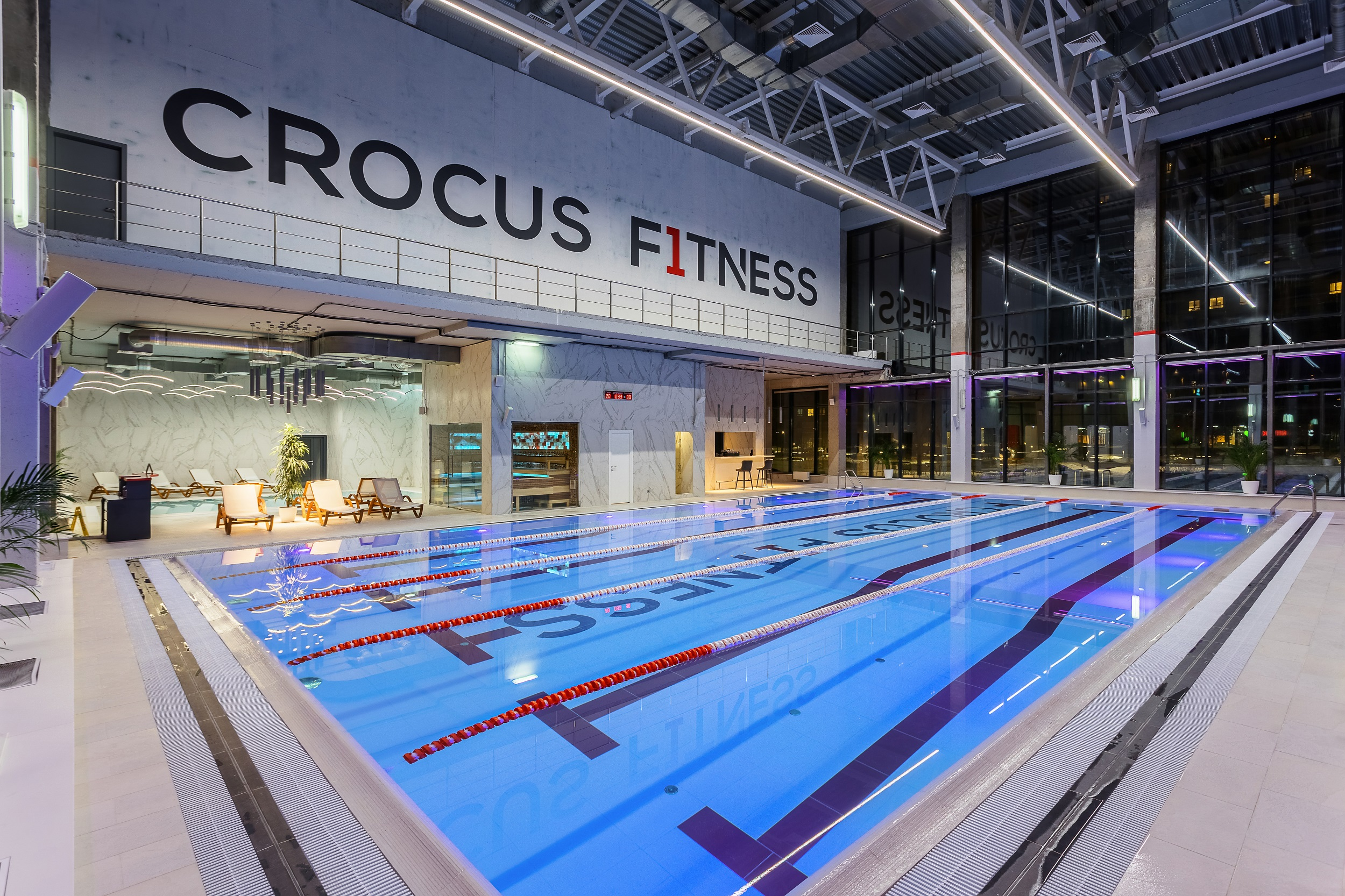 В доме ELEVEN откроется фитнес-клуб сети Crocus Fitness